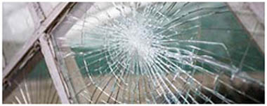 Camborne Smashed Glass